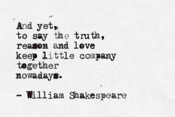 23 Of William Shakespeares Most Beautiful Quotes Art Sheep