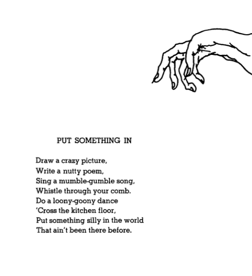20 of Our Favorite Shel Silverstein Poems - Art-Sheep