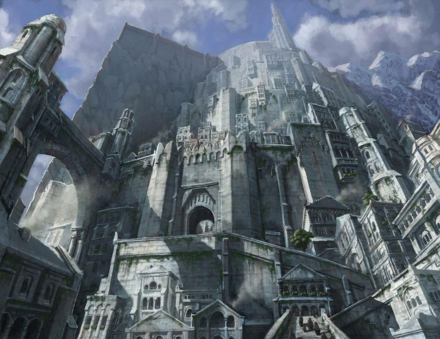 lord-ring-minas-tirith-city-crowdfunding-jonathan-wilson-3