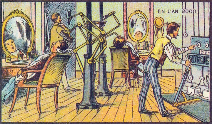 France_in_XXI_Century._Barber