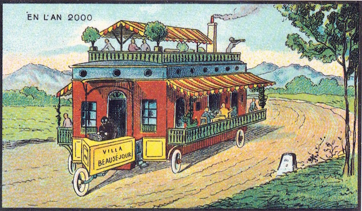 France_in_XXI_Century._Rolling_house