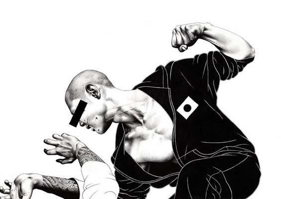Shohei-Otomo-Drawing-12