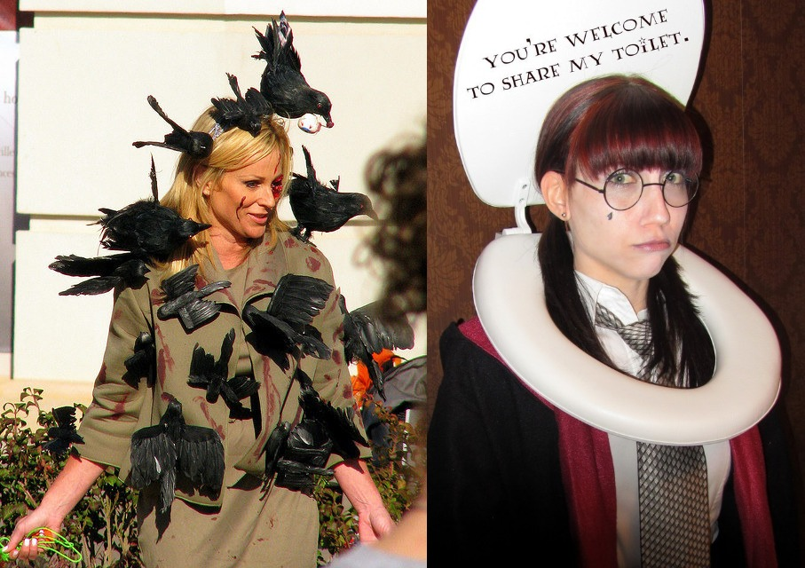 Creative Costume Ideas: 21 Creative And Cheap DIY Halloween Costumes That Will