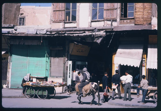 Damascus, Syria, 1960s (10)
