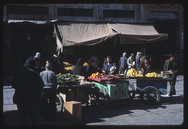 Damascus, Syria, 1960s (11)