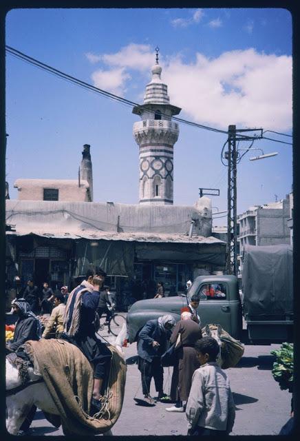 Damascus, Syria, 1960s (13)