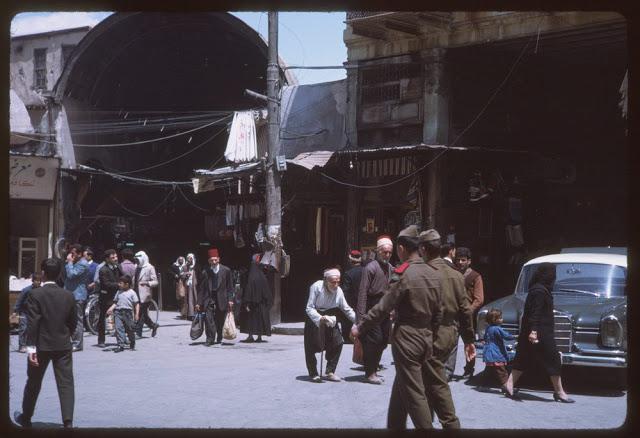 Damascus, Syria, 1960s (5)
