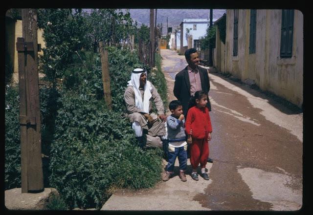 Damascus, Syria, 1960s (6)