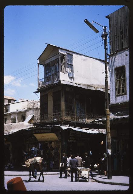 Damascus, Syria, 1960s (7)