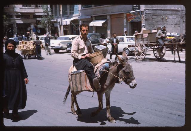Damascus, Syria, 1960s (9)