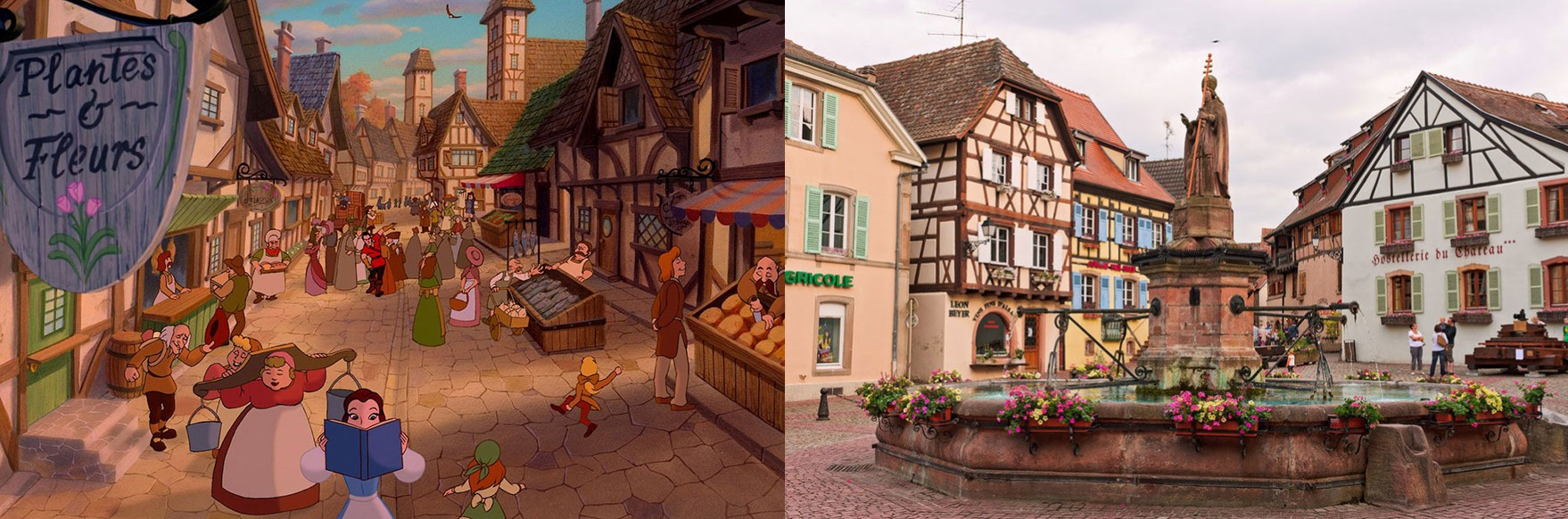The 18 Real Life Locations That Inspired Disney S Most Iconic Movies You Just Have To See Art Sheep,Bedroom Ideas Seductive Photo Ideas