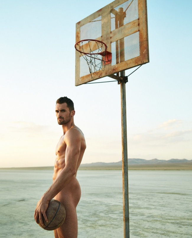Naked male basketball stars — photo 14