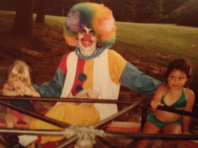 Scary clown (10)