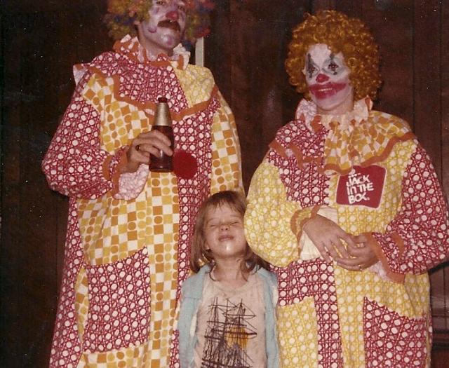 Scary clown (5)
