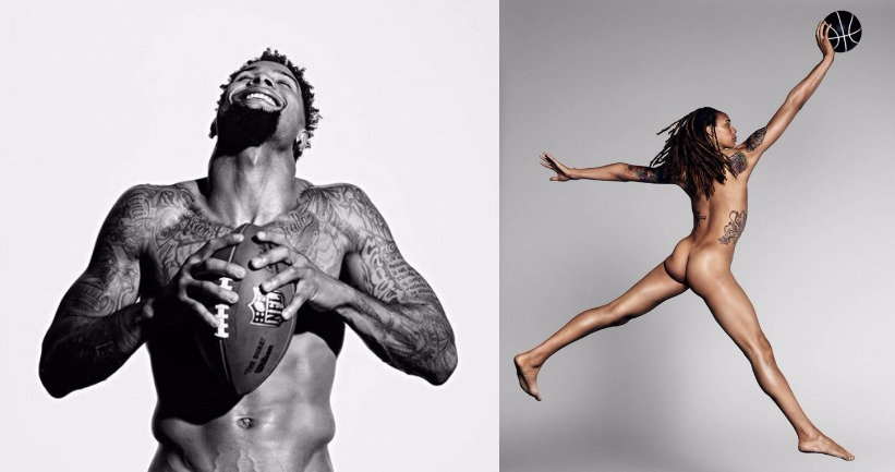 Naked and athletic 24 Naked Athletes Who Look Absolutely Stunning Art Sheep