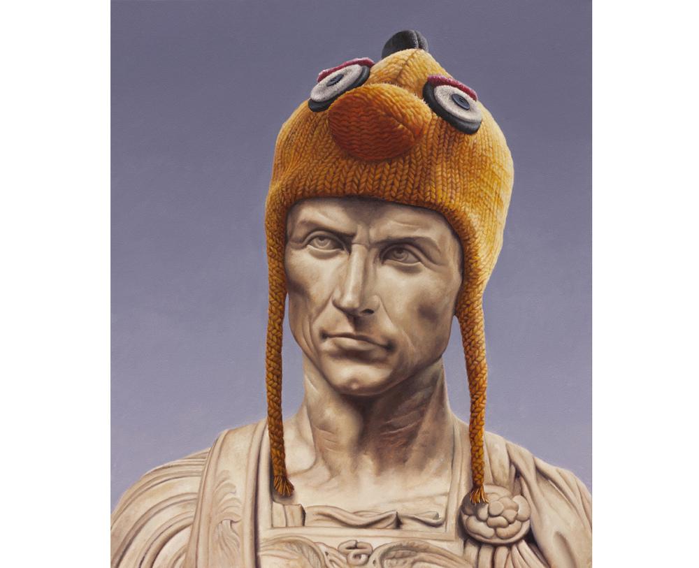 Quot Monumental Nobodies Quot Famous Sculptures Get A Modern