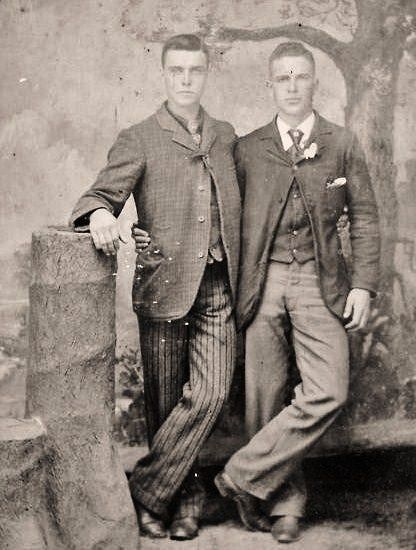 Gay Lovers in the Victorian Era (4)