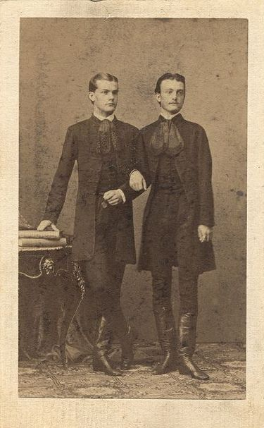 Gay Lovers in the Victorian Era (5)