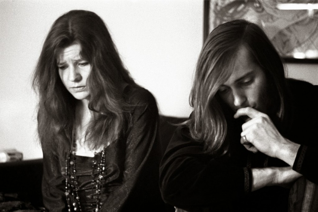 Rare Black And White Photos Of Janis Joplin In 1968 Art