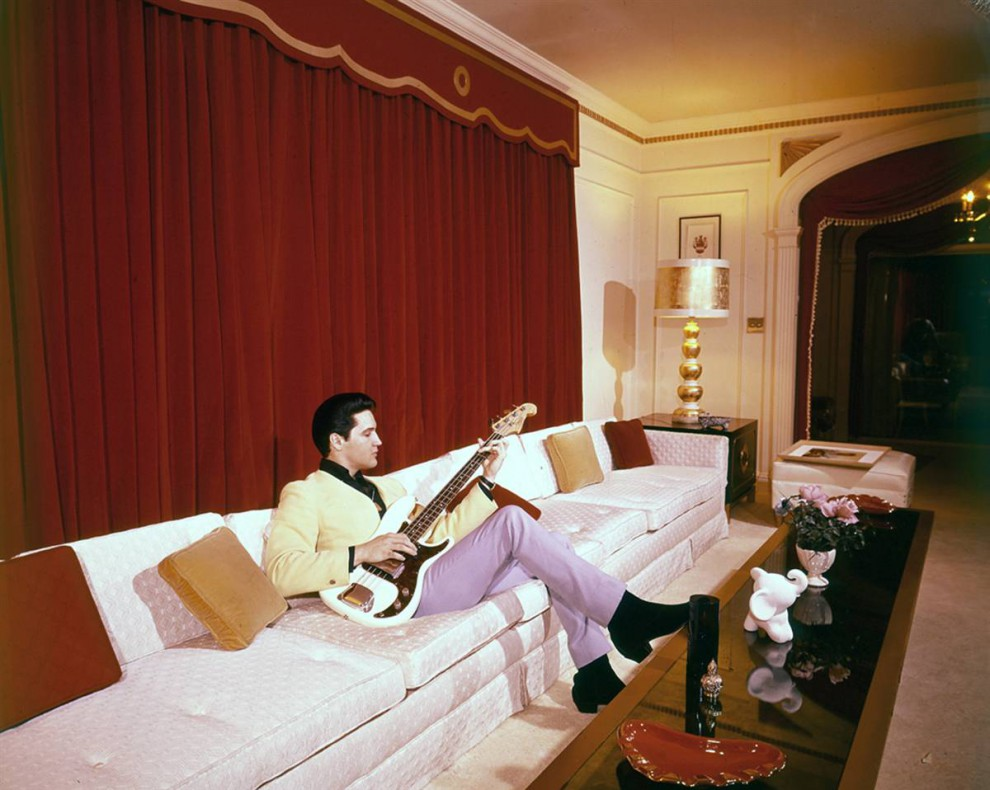 Rare Photographs of Elvis Presley (12)