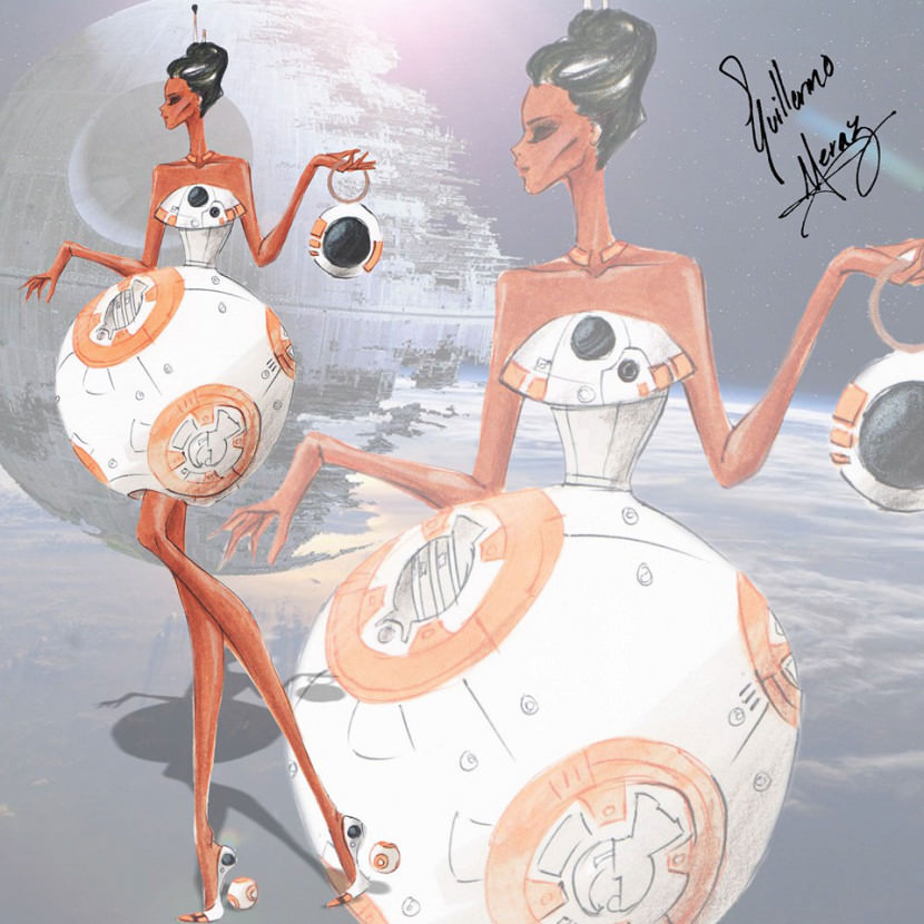 What-Star-Wars-characters-would-look-like-as-high-fashion-dresses6-830x830