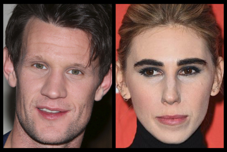 matt-smith-zosia-mamet