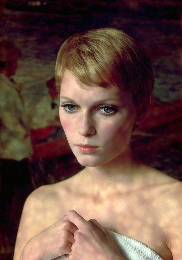 30 Beautiful Portraits of Mia Farrow in the 1960s - Art-Sheep | 640 x 915 jpeg 76kB
