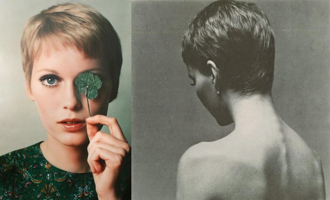 30 Beautiful Portraits Of Mia Farrow In The 1960s Art Sheep