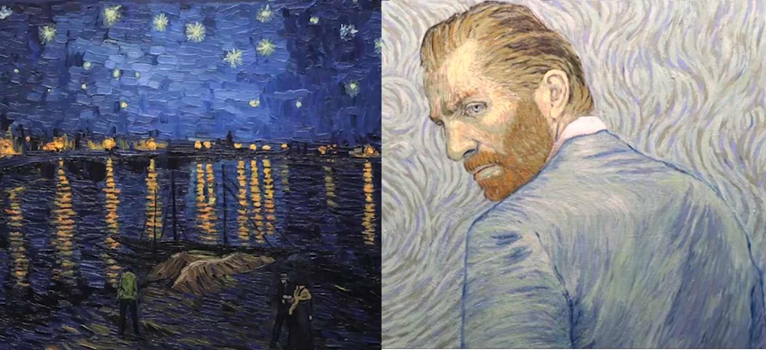 Loving Vincent Van Gogh S Last Days Become An Animated Movie Of 12 Oil Paintings Per Second Art Sheep