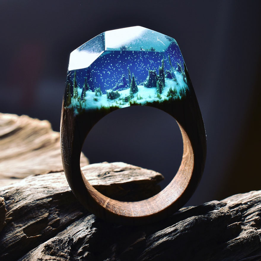 miniature-scenes-rings-secret-forest-16