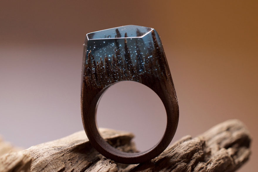 miniature-scenes-rings-secret-forest-9